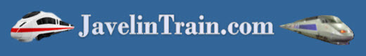 Javelin Train Logo